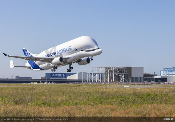 BelugaXL-FirstFlight-1