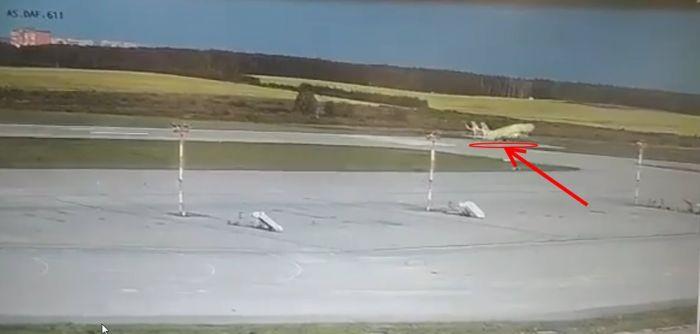 рос самолет
