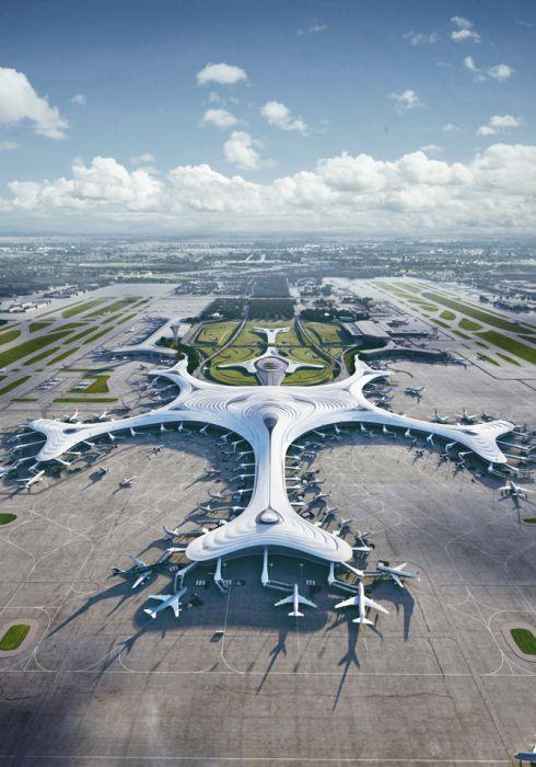 аэропорт харбин 1