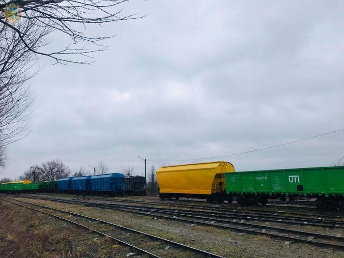 """Завод """"Карпаты"""" построил 1000 вагонов за 2018 год"""