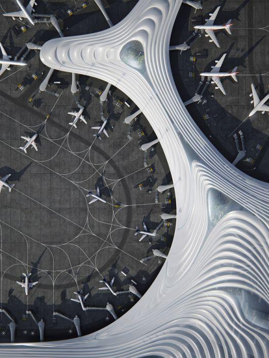 аэропорт харбин 2