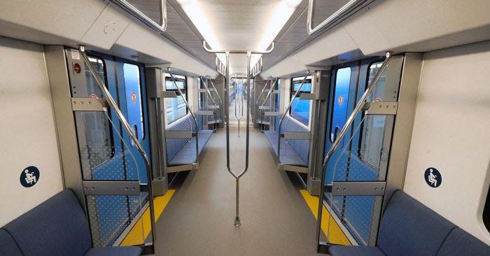 Stadler представил первый поезд для метро Минска (фото)