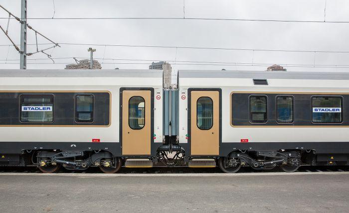 В Баку оценили поезд Stadler (фото)