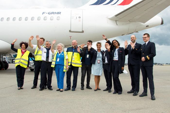 Air France возобновила регулярные рейсы в Украину (фото)|В дороге - сайт о путешествиях и приключениях