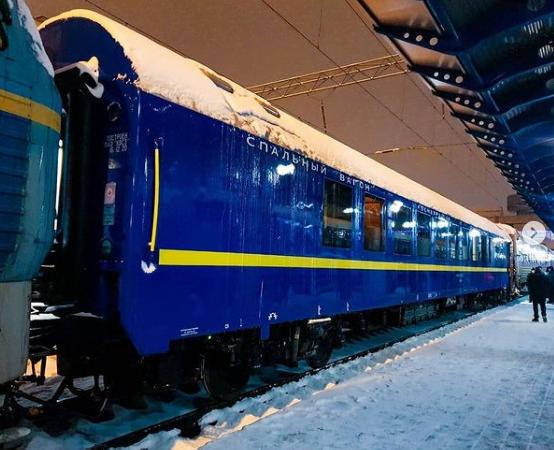 Новые вагоны для международных перевозок поставили на маршрут Киев-Запорожье (фото) В дороге - сайт о путешествиях и приключениях