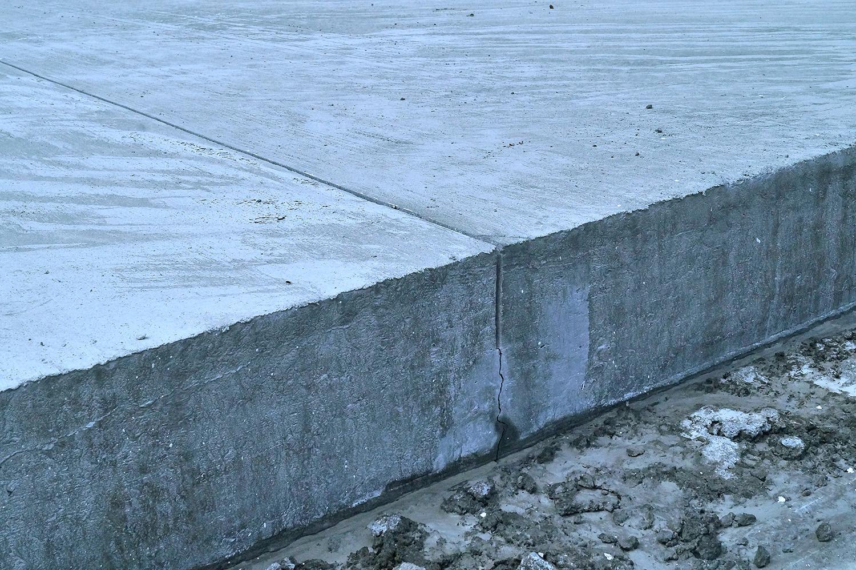 бетон на дорогу