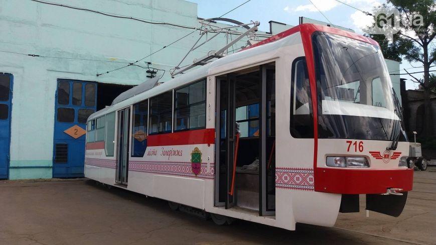 Картинки по запросу новые трамваи запорожье
