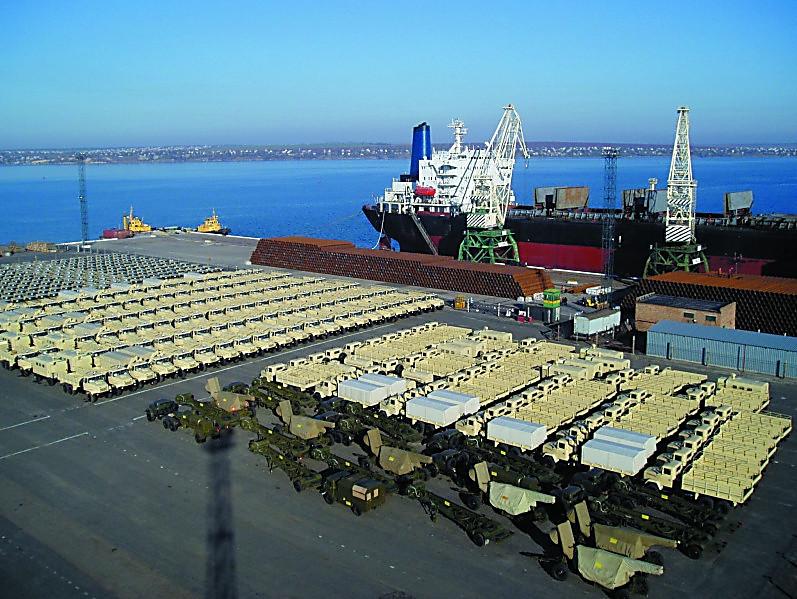 Разбазаривают добро. Украина отдает порты в частные руки
