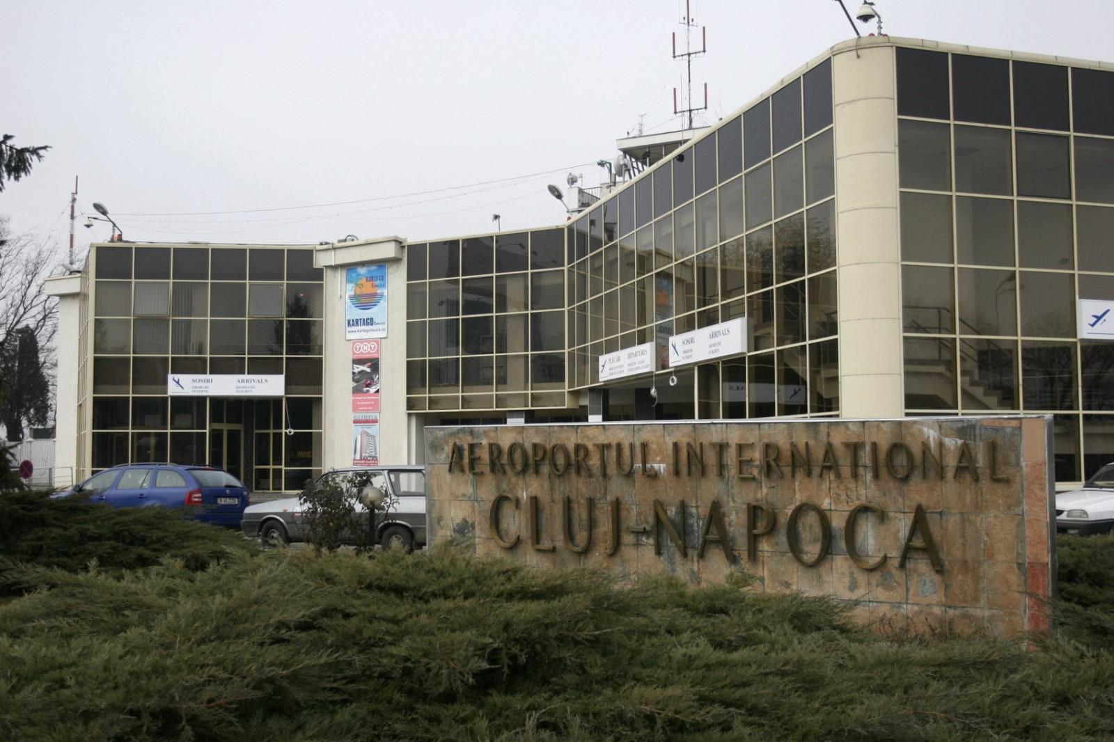 адресс аэропорт яссы румыния