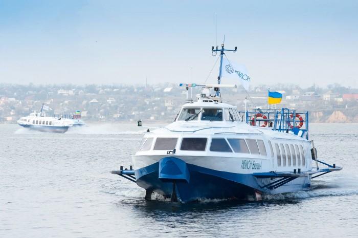 """""""Нібулон"""" відновить річкові пасажирські перевезення з Нової Каховки, Миколаєва та Херсона"""