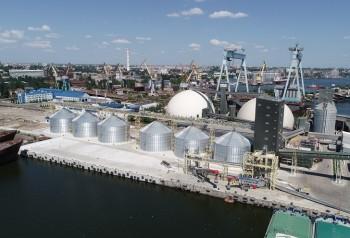 """""""Нибулон"""" ввел в эксплуатацию новый зерновой комплекс в Николаеве"""