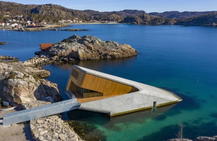 бетон норвегия