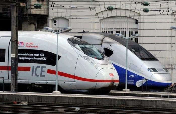 Европейские железные дороги - Кагановича на них нет!