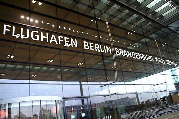 У аэропорта Берлин, который не могут открыть уже шесть лет, новые ...