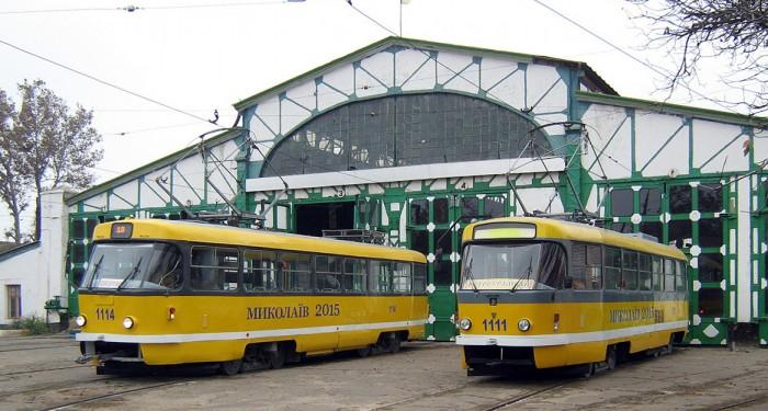 Картинки по запросу николаев трамвай