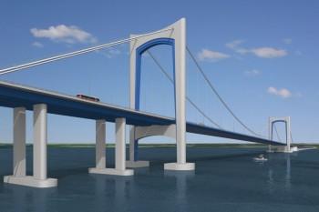 Проект строительства моста через Южный Буг в Николаеве разработает киевская компания