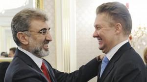 Турция и Газпром