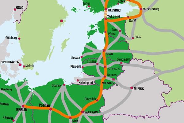 Страны Балтии достигли