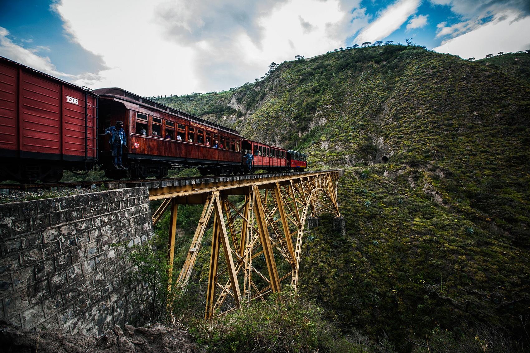 Фото очень больших поезд — photo 6