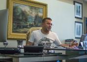 Шота Хаджишвили: Пришли люди из СБУ, которые уже были у нас в прошлом году