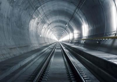 Готард - самый длинный железнодорожный тоннель в мире