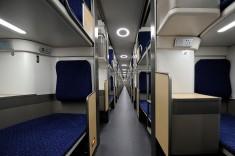 Плацкарт по-китайски: как выглядят спальные места в новом скоростном поезде Пекин-Шанхай