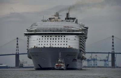 Harmony of the Seas: город в океане