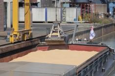 Канал и терминал: где разгружают баржи в Мюнстере? (фото)