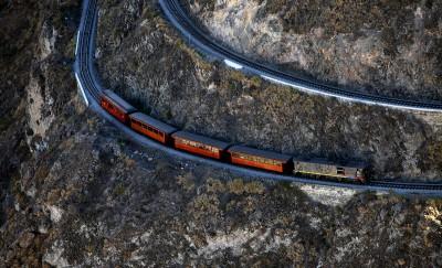 Нос дьявола: железнодорожный экстрим по-эквадорски
