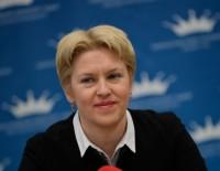 Татьяна Романовская, директор аэропорта