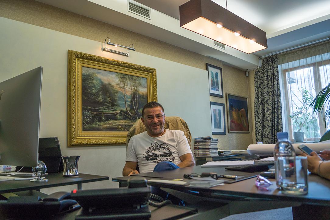 Не хочу ни на кого быть похожим, — Шота Хаджишвили о бизнесе и жизненных принципах