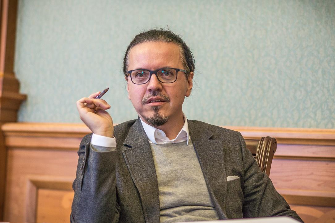 Я здесь, чтобы изменить неприятную украинскую действительность — Войцех Балчун